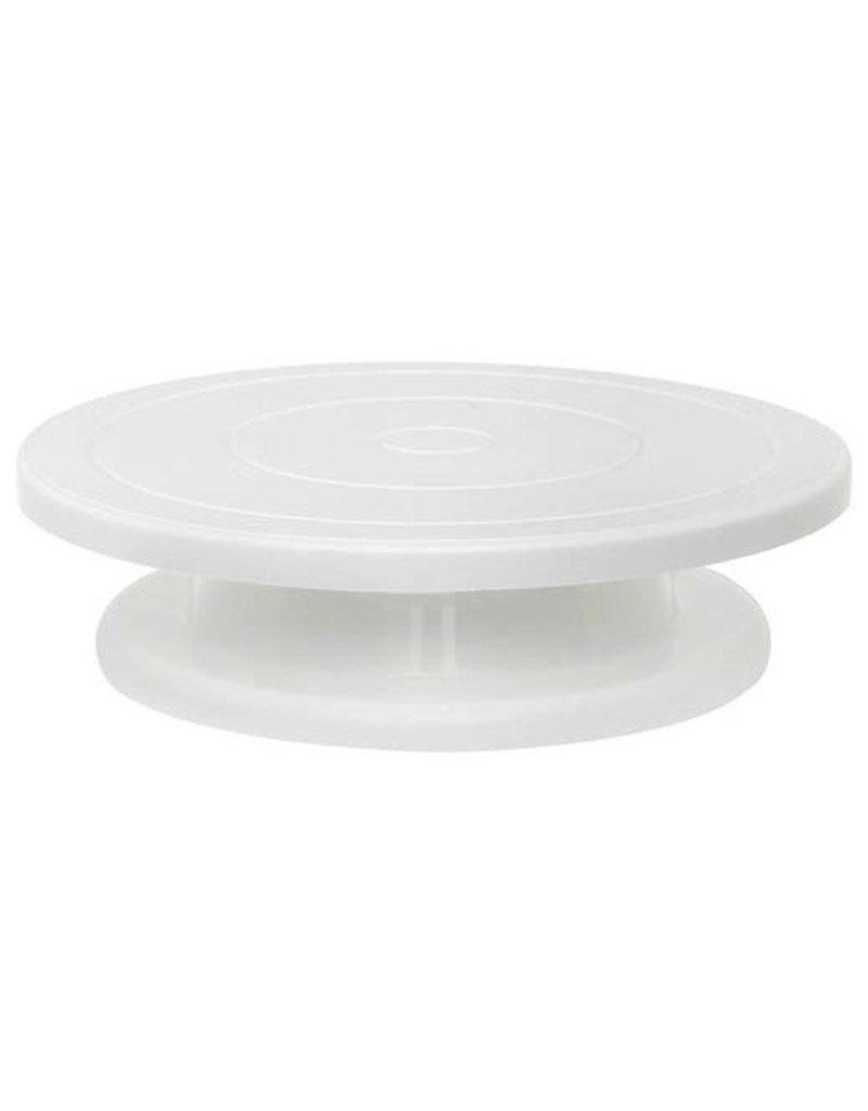ATECO 11'' REVOLVING CAKE STAND EA