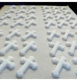 PFEIL & HOLING SM WHITE CROSS SUGAR 1 1/4'' BOX  96 CT