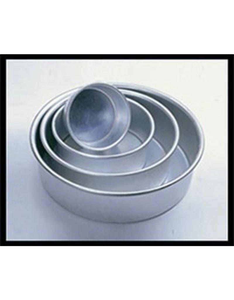 PFEIL & HOLING 8 X 3 RND ALUMINUM PAN