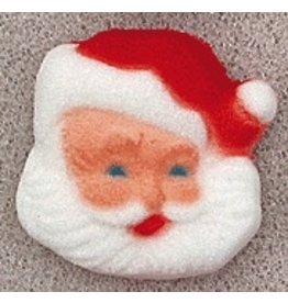 PFEIL & HOLING SANTA FACE MEDIUM SUGAR 1 1/2'' BOX 150 CT