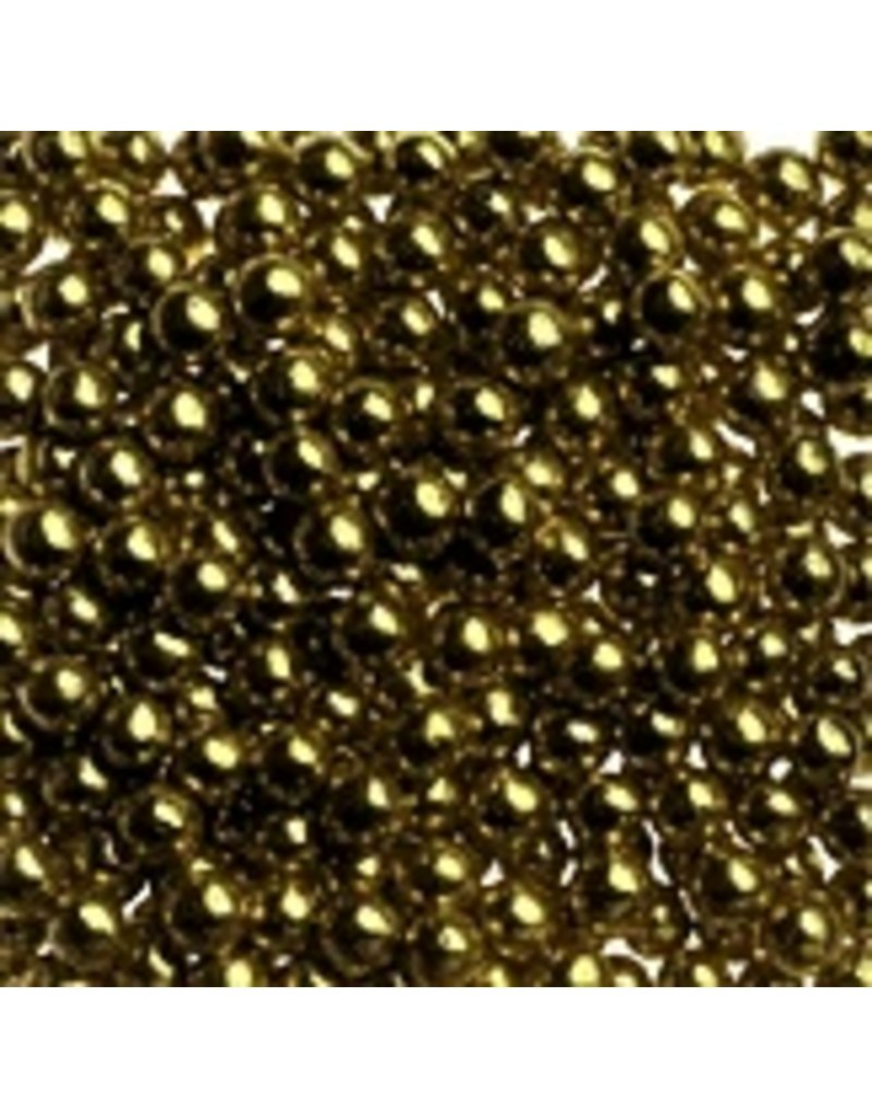 PFEIL & HOLING #1 GOLD DRAGEES 4MM JAR 1 LB