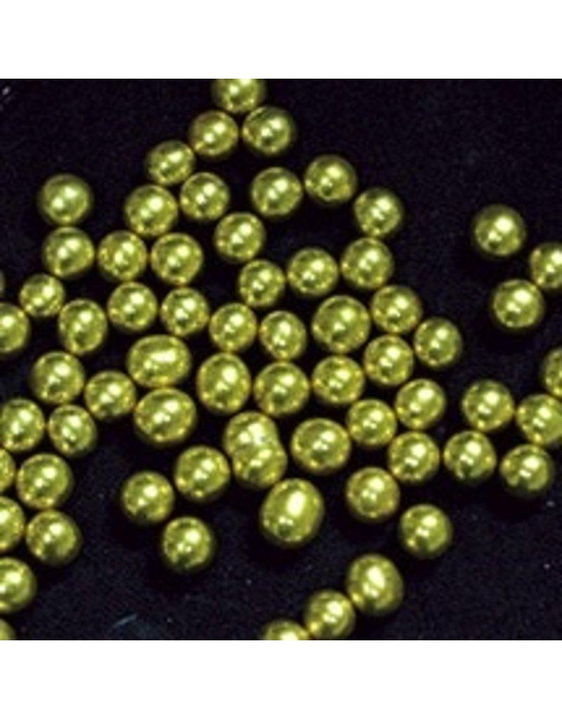 PFEIL & HOLING #3 GOLD DRAGEES 8MM JAR 1 LB