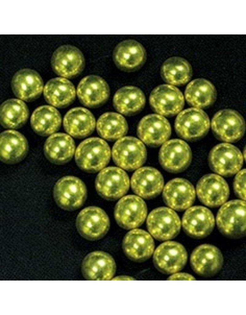 PFEIL & HOLING #5 GOLD DRAGEES 8MM JAR 1 LB