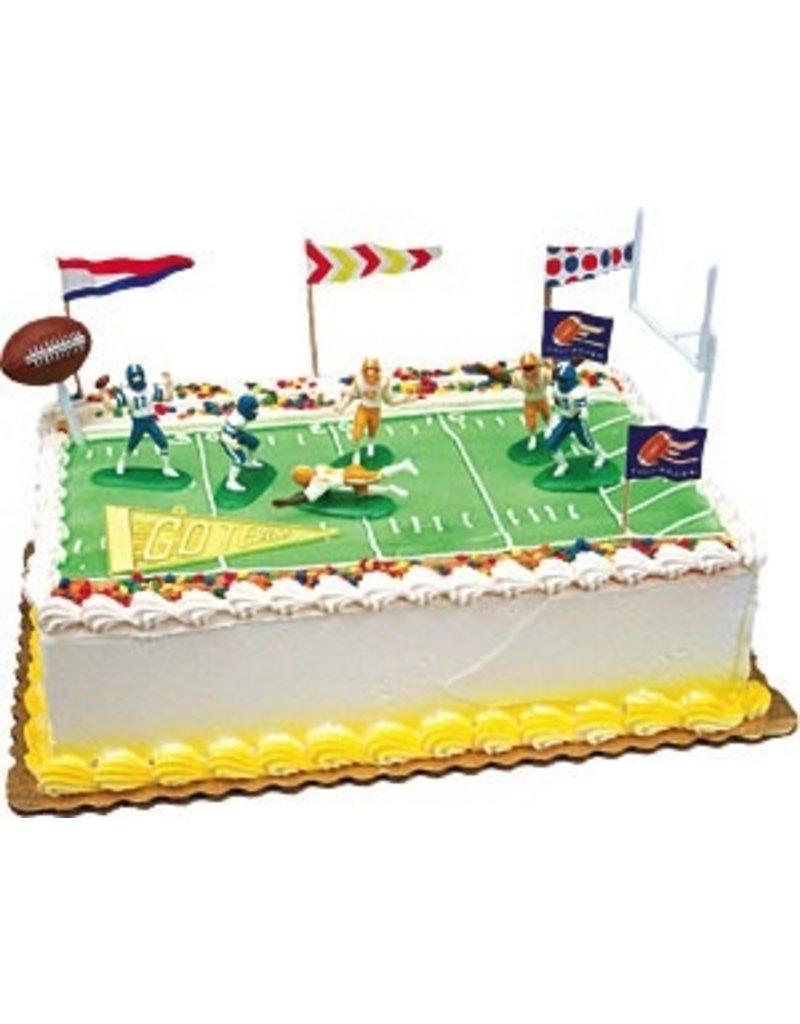 PFEIL & HOLING TOUCHDOWN! FOOTBALL CAKE KIT EA