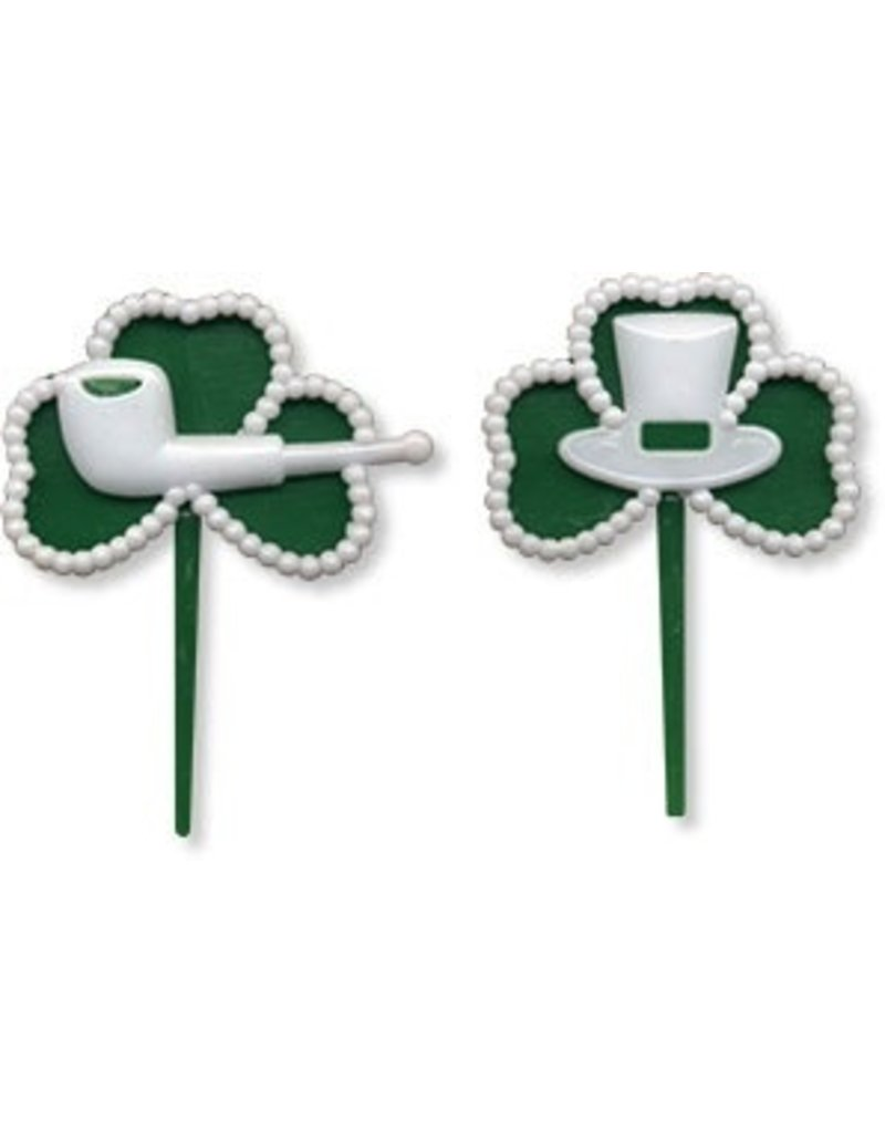 "PFEIL & HOLING ST PATRICK'S PICKS 2 1/4"" BOX 144 CT"