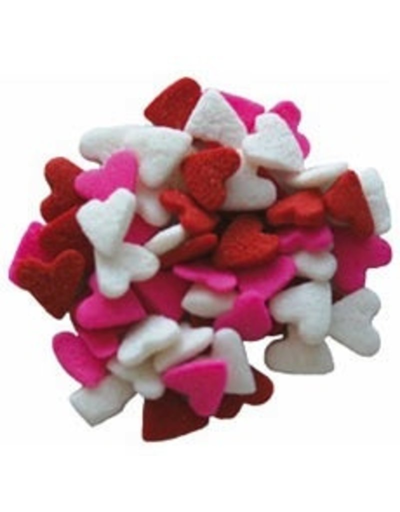 PFEIL & HOLING HEART QUINS- RED/PINK/WHITE BOX 5 LB