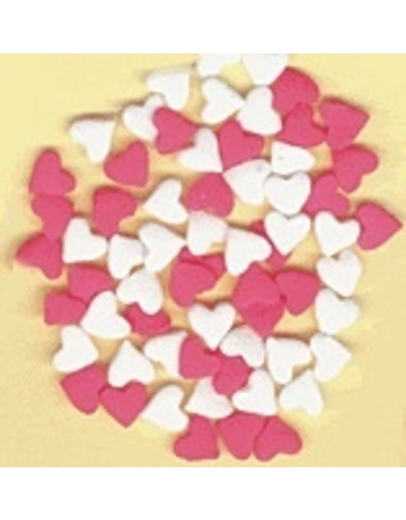 PFEIL & HOLING HEART QUINS- PINK & WHITE BOX 5 LB