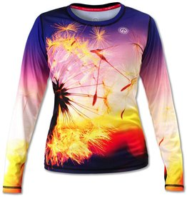Ink N Burn Dandelion L/S Tech Shirt