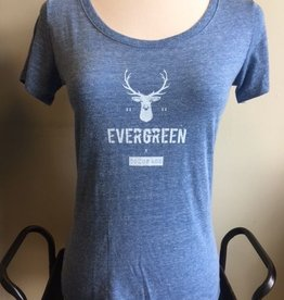 Mountain Daisy Mountain Daisy Elk Evergreen Tee