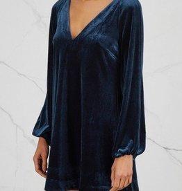 Free People Misha Velvet Mini Dress/Tunic