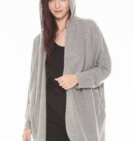 Michelle by Comune L/S Hoodie Cardigan