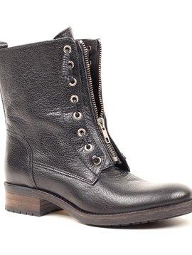 David Tyler Front Zip Flat Boot