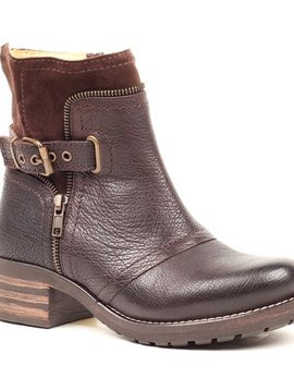 Brako Military Style Leather Boot