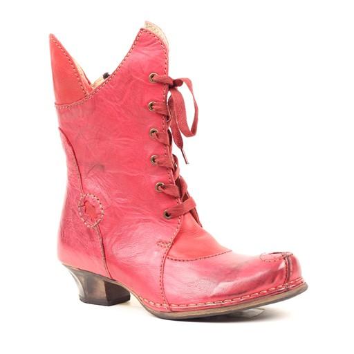 Fun Funky Leather Boot