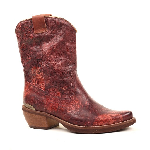 Felmini Distressed Cowboy Boot