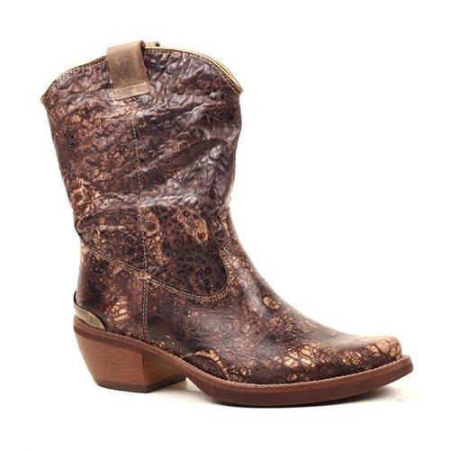 Felmini Distressed Cowboy Boot
