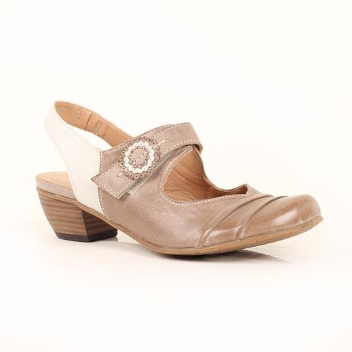 Fidji Fidji Sling Back Shoe