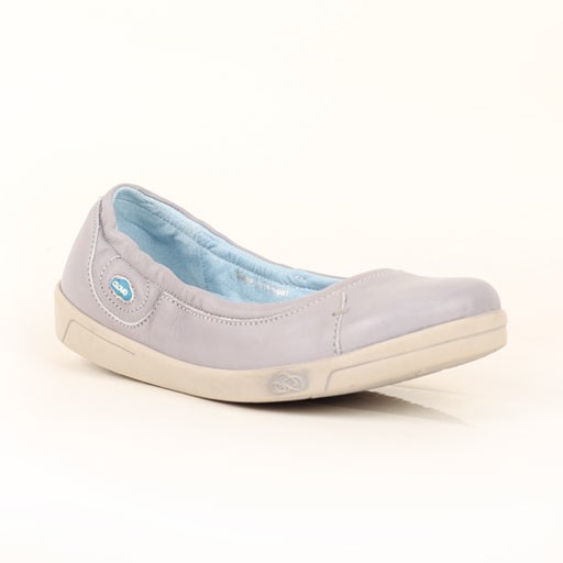 Cloud Cloud Soft Leather Flat