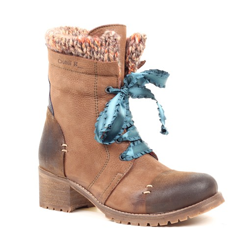 Front Laced Boot