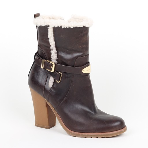 Michael Kors Fleeced Lined Boot