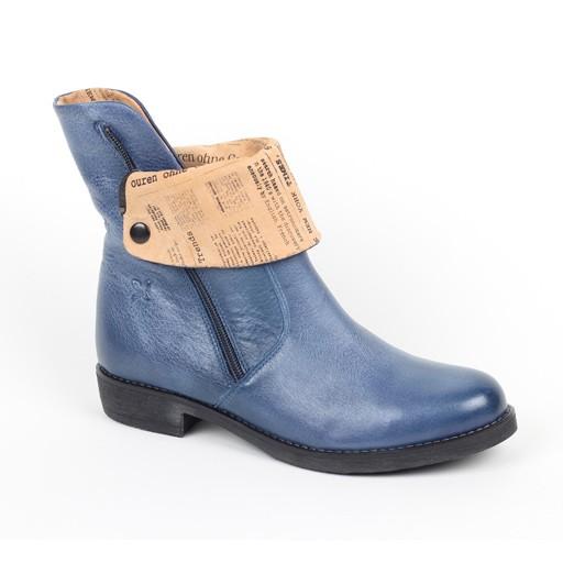 Maciejka Maciejka Short Leather Boot