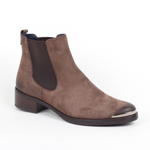 Dorking Dorking Nubuck Pull On Boot