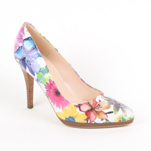 Peter kaiser  Flowered Shoe