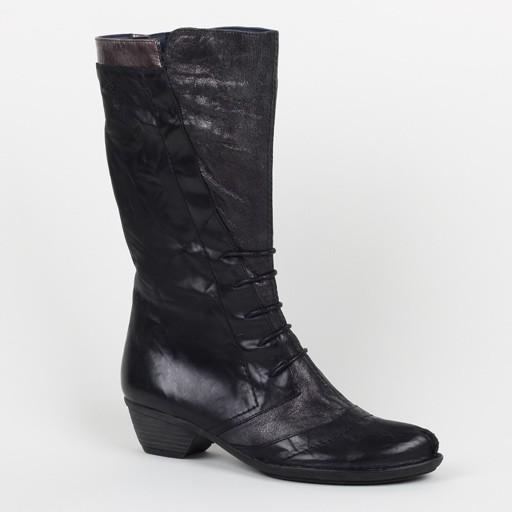 Dorking Dorking Mid Calf Leather Boot