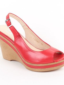 Gadea Gadea Open Toe Wedge