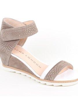 Sacha London Wedge Sandal