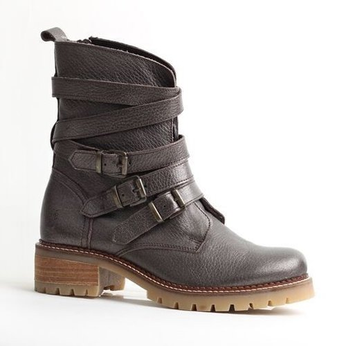 Apple of Eden Metallic Comfort Boot
