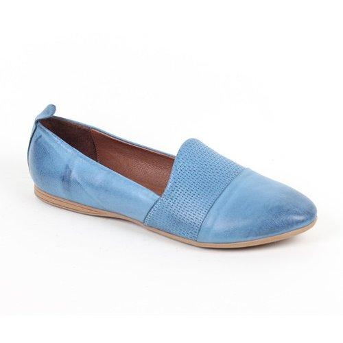 Bueno Bueno  Leather Flat Shoe