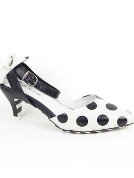 Lola Romona Kitten Shoe