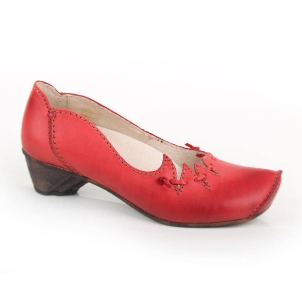 Rovers Red Pump