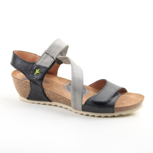 Wanda Panda Double Strap Sandal