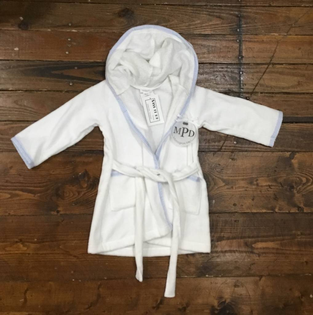 Mud Pie Hooded Robe