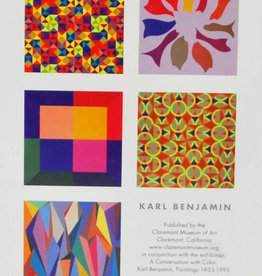 Karl Benjamin Boxed Notecards