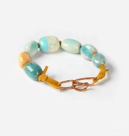 Gaea Cannaday Pebble Bracelet