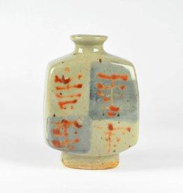 Bernard Leach Grey Mohl Bottle
