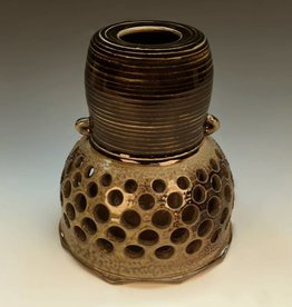 Richard Burkett Perforated Vase