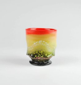 Adrian Sandstrom Small Red & Green Cup