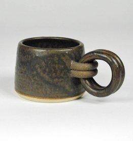Jan Schachter Black Ash Mug