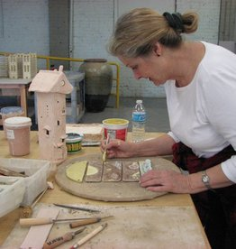 Beginning Hand Building - Afternoons - Tuesdays & Thursdays