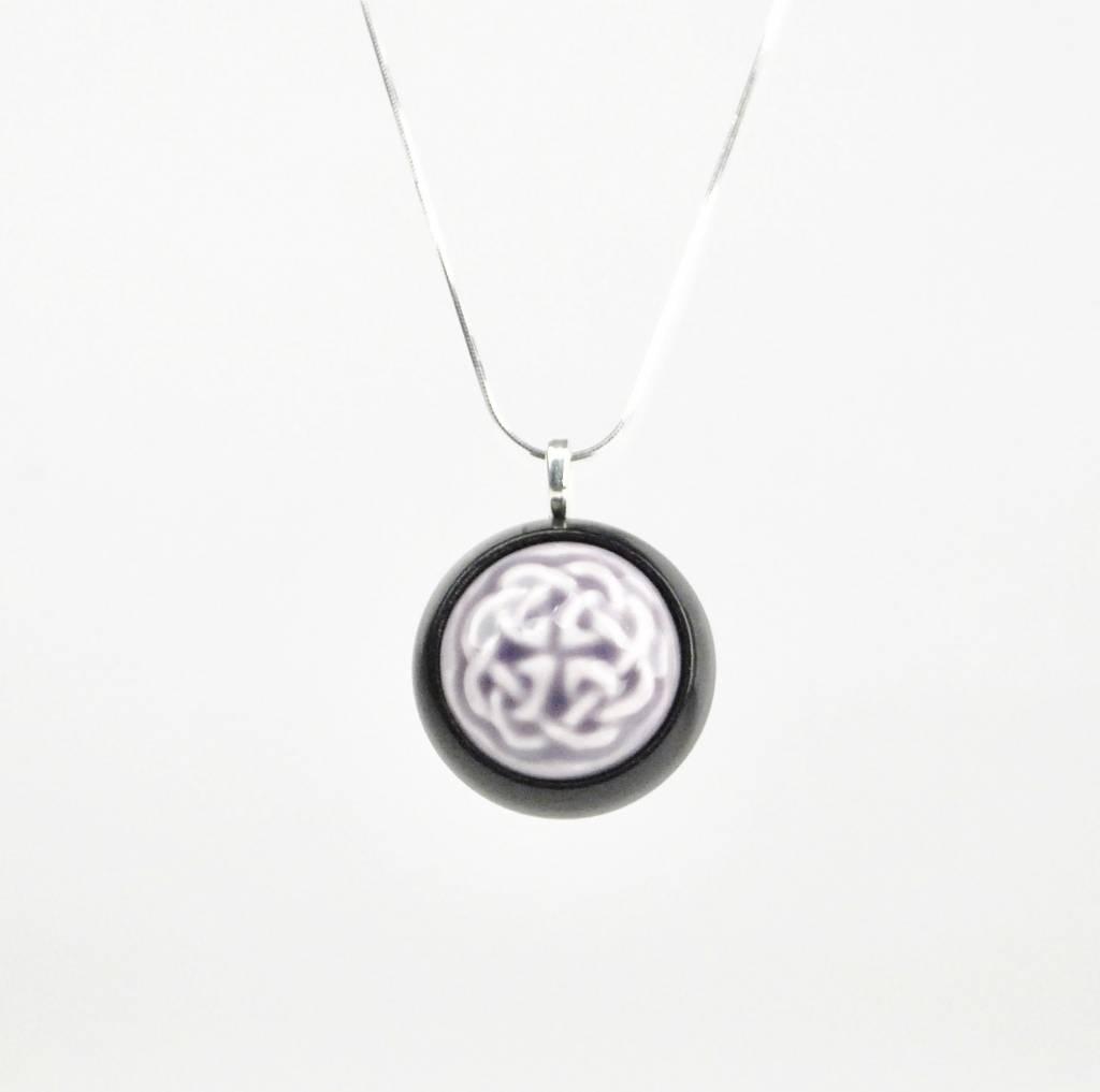 Studio Evans Celtic Knot-Lavender