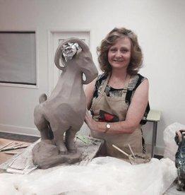 Advanced Sculpture - Afternoons - Wednesdays