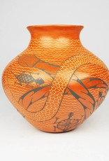 Boni Mora Mata Ortiz, Serpent, Reptile, Fish Vessel