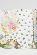 Gillian Parke Pinkie in the Garden
