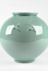 Jo Se-Yeon Celadon Moon Jar