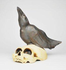 Twyla Wardell Skull & Raven
