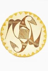 Acoma Small Humming Bird Saucer